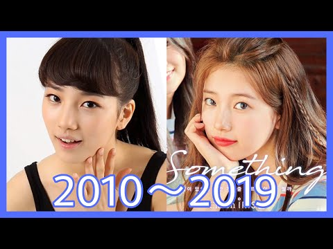SUZY EVOLUTION | Bae SueJi(배수지) of miss A(미쓰에이)