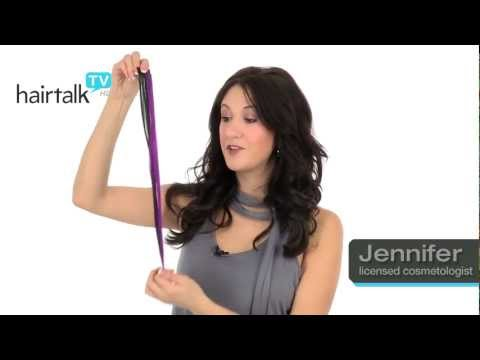 Clip In Color Blend Hair Extensions by POP | Put On Pieces