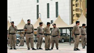 الأمن السعودي يسقط طائرة لاسلكية في حي الخزامى بالرياض
