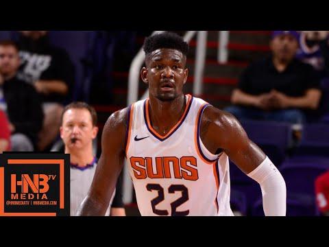 Phoenix Suns vs New Zealand Breakers Full Game Highlights | 03.10.2018, NBA Preseason