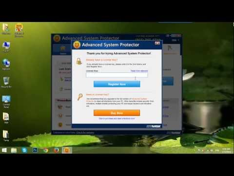 Advanced System Protector 2.1 Full