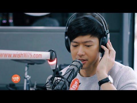 "Ronnie Liang sings ""Ngiti"" LIVE on Wish 107.5 Bus"