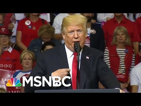 President Donald Trump Called Himself A Nationalist. What Does That Mean? | Velshi & Ruhle | MSNBC