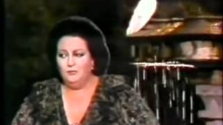 Montserrat Caballé   El cant dels Ocells   PAU CASALS