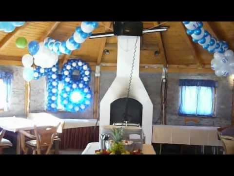 18 szülinapi party 18.szülinapi lufidekor lovardában   YouTube 18 szülinapi party