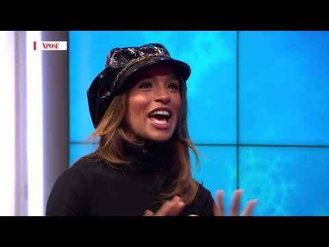 Melody Thornton Talks Dancing On Ice and Why She WON'T Go Back To Pussycat Dolls
