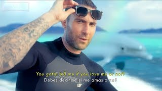 Video Maroon 5 - What Lovers Do (Subtitulada en Español+Lyrics) [Official Video] download MP3, 3GP, MP4, WEBM, AVI, FLV Agustus 2018