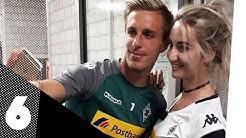 Jodie trifft Patrick Herrmann - Traumberuf Fußballprofi