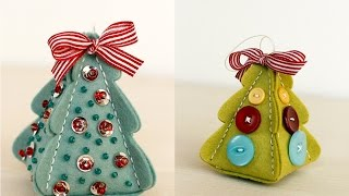 Christmas Tree Change Up Box and Stitching Dies