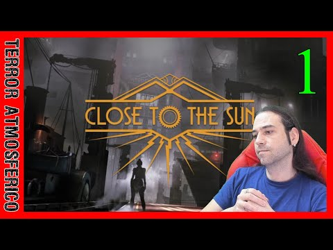 close-to-the-sun-gameplay---capítulo-1:-las-fronteras-de-hermes-#1