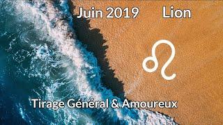 ♌ LION : La tornade se prépare. / JUIN 2019