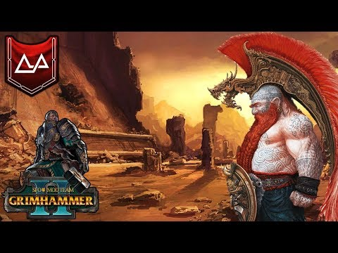 DAEMON SLAYER Free for All! - SFO Grimhammer - Total War Warhammer 2
