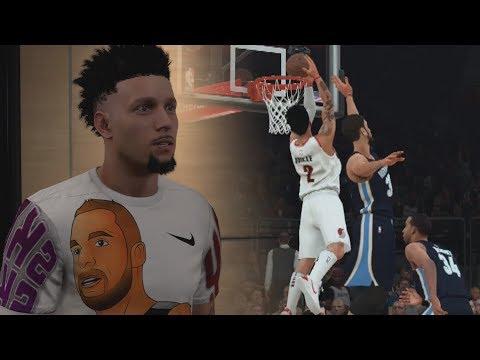 CE JOUEUR EST INCROYABLE ..  🔥 |  NBA 2K18 MA CARRIÈRE #7