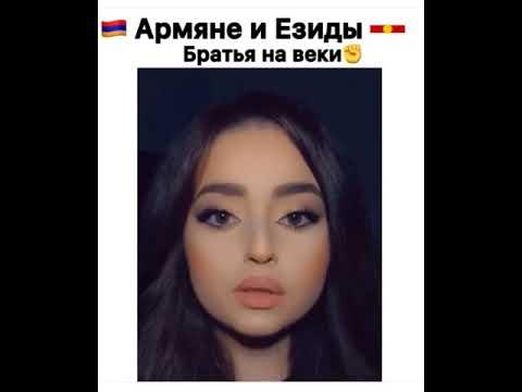 Армяне и Езиды братья навеки!