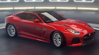 Asphalt 9: Legends - Jaguar F-Type SVR Test Drive