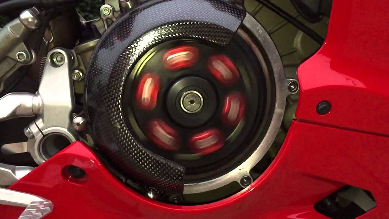 Ducati V Clutch Cover