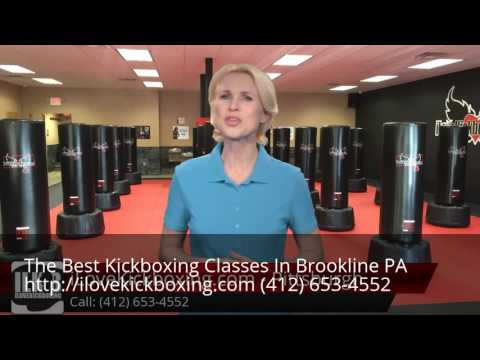 Kickboxing Classes Brookline PA