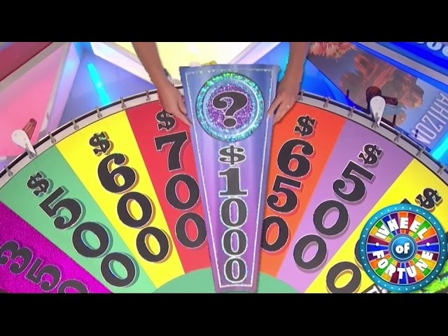 Wheel Of Fortune A Mystery Quandary Nov 25 2016 Youtube
