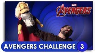 Live vom Set - 3. Zwischenbericht - TubeHeads Avengers Challenge
