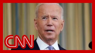 Hear Biden's remarks after CDC recommends Covid-19 booster shots