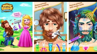 "Prince Royal Wedding Shave ""Casual Games"" Android Gameplay Video"