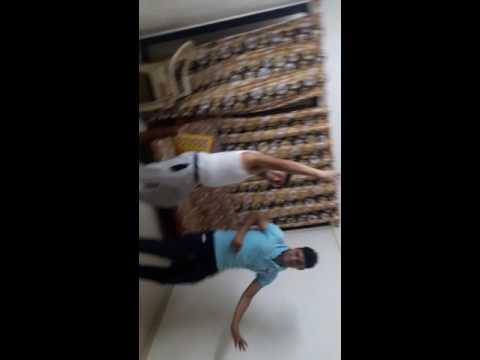 Enema dance