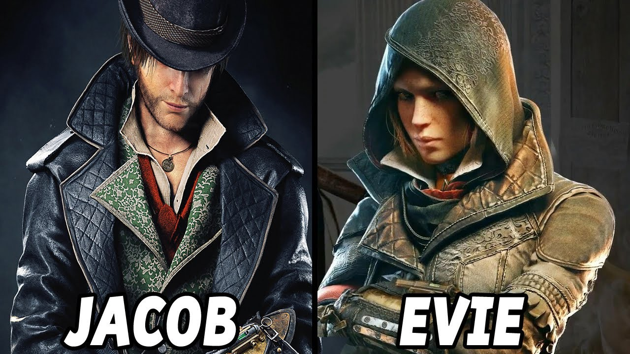 How To Switch Between Jacob And Evie Assassins Creed Syndicate