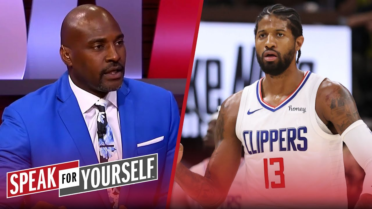 Clippers will close series with Playoff P & compromised Jazz team — Wiley   NBA   SPEAK FOR YOURSELF