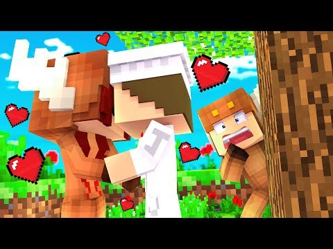 Minecraft Daycare - GIRLFRIEND CHEATED! W/ MOOSECRAFT (Minecraft Kids Roleplay)