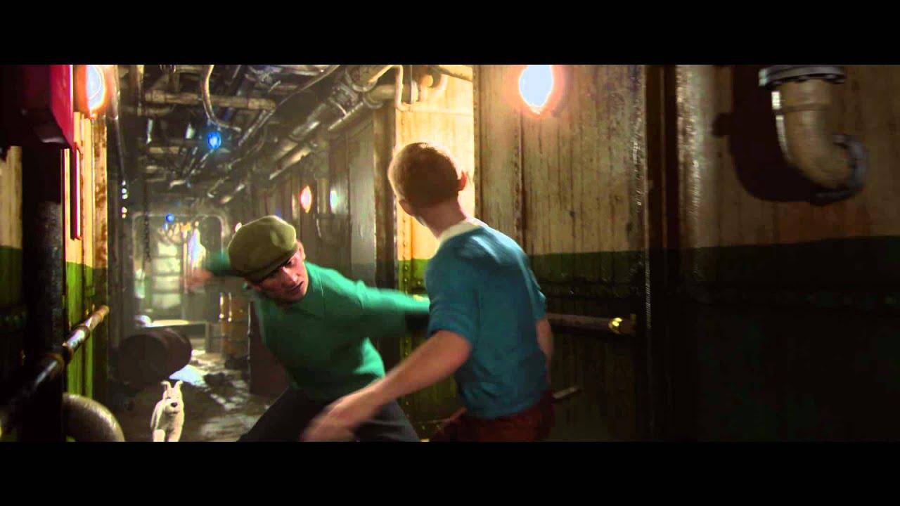 DIE ABENTEUER VON TIM UND STRUPPI in 3D - HD Trailer B - Ab 27. Oktober 2011 im Kino!