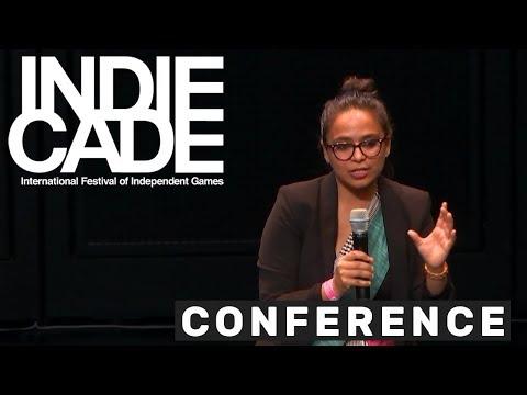 WHY GAME DESIGNERS SHOULD STUDY STAGE MAGIC - a talk by SHRINGI KUMARI at INDIECADE EUROPE 2019