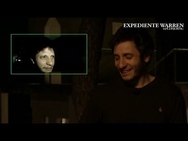 Actor JAN FONTECILLA . Trailer Expediente Warren-The conjuring/UNIC talents