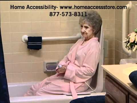 Bath Lift Reviews & More - Home Accessibility - YouTube