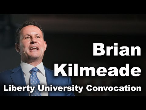 Brian Kilmeade - Liberty University Convocation