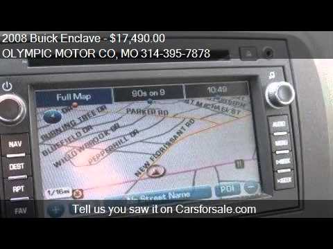 2008 Buick Enclave Cxl Awd Suv For Sale In Florissant Mo
