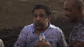 شاهد هدوء أعصاب الشاب خالد بعد أكتشاف مقلب رامز جلال فى رامز تحت الأرض