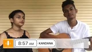 Diwa enne ma ( Cover ) - Vishwa Jeewa and Hosanna Tissera
