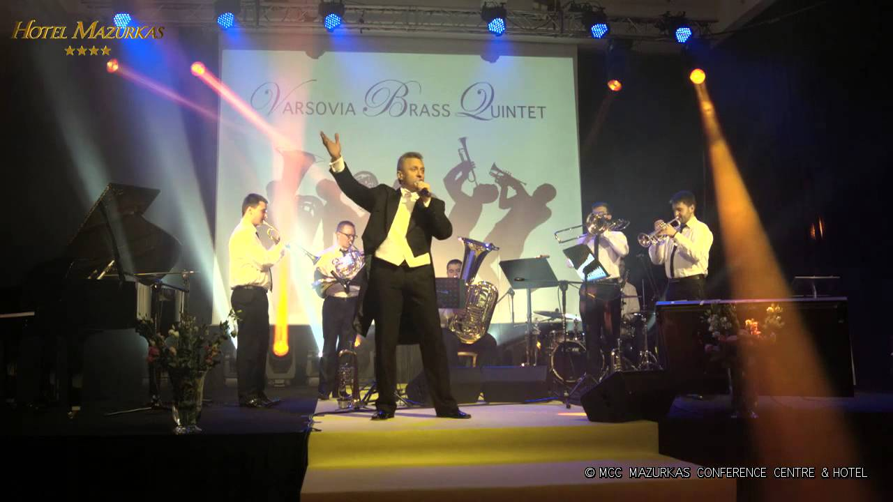 Andrzej Hulewicz  60 lat MCC koncert- Piotr Rafałko i