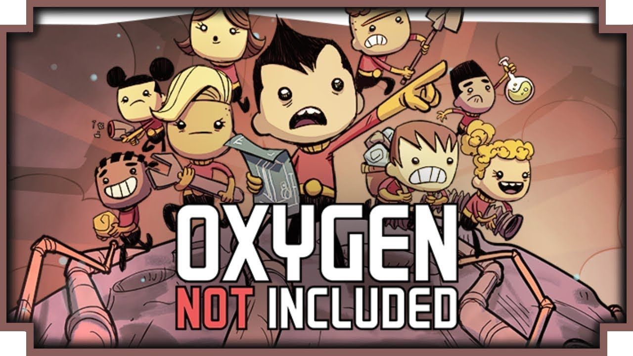Let's Learn – Oxygen Not Included – GamePlay Video Share – Best