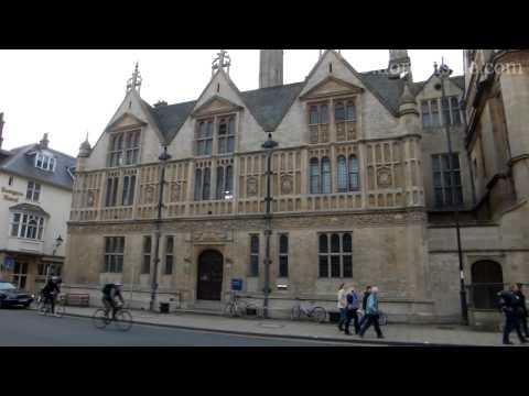 92. Факультет Изобразительного Искусства в Оксфорде, Univ College/Ruskin School, Oxford