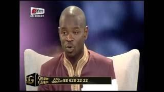 Quartier Général 14 juin 2016 - Invités: Ahmed Khalifa Niass et Ablaye Mbaye