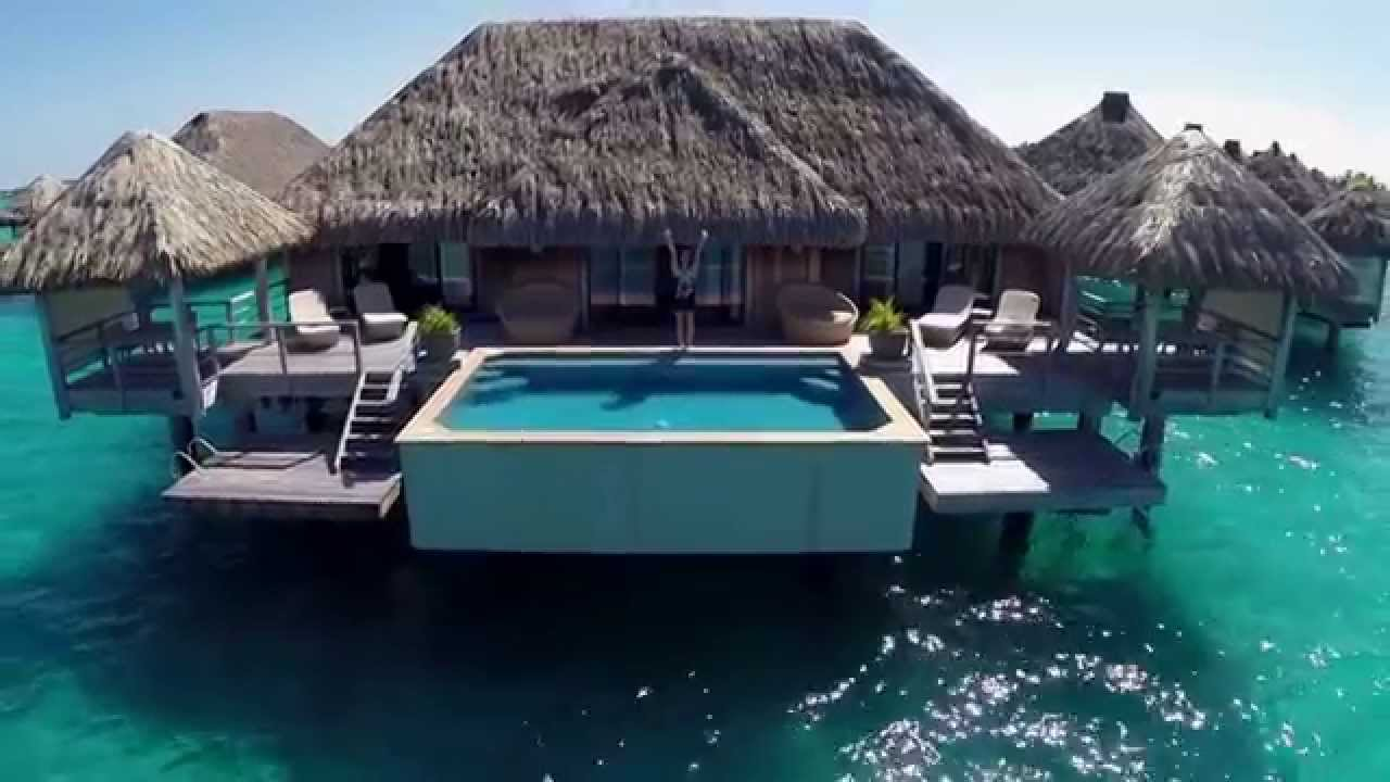 Private islands bora bora youtube for What to buy in bora bora