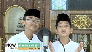 Download lagu ROBBI KHOLAK A FAHREZA ANWARARIEF FAJAR HADROH BANJARI MP3