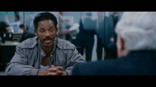 Best Interview scene from The Pursuit Of Happyness 2006