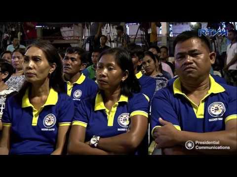 64th Araw ng Hagonoy (Speech) 7/5/2017