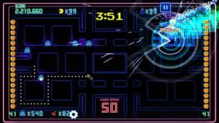 Pac-Man CE DX+ - 200% Speed Hack - Manhattan
