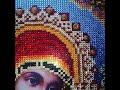 Поделки - Алмазная вышивка икона Казанской божьей матери