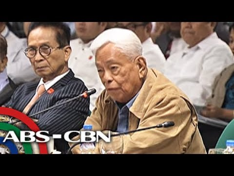 Bandila: Ilang eksperto, hati kung dapat amyendahan ang Konstitusyon