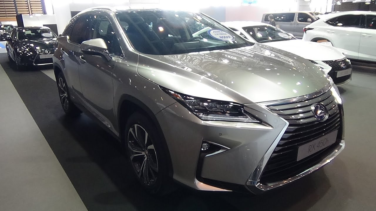 2018 Lexus Rx 450h Hybrid 4wd Exterior And Interior Salon Automobile Lyon 2017