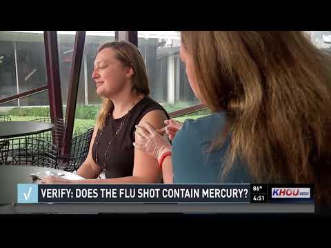 VERIFY: Is There Mercury In Flu Vaccines?